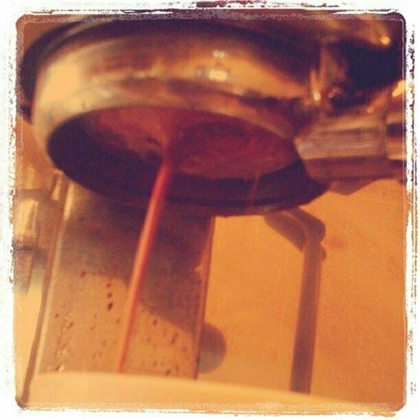 Coffee'd